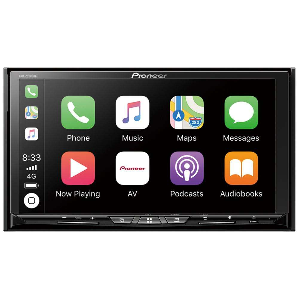 Pioneer AVH-Z9200DAB apple CarPlay