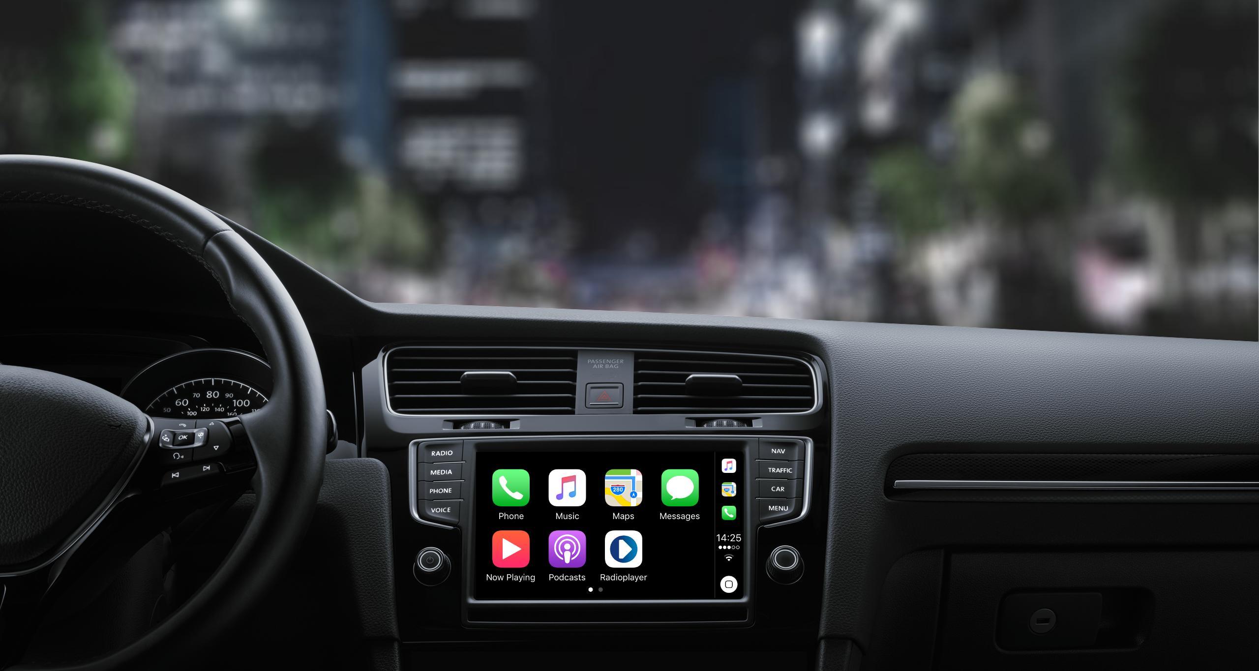 Apple Carplay Retrofit Alpine Jvc Kenwood Pioneer Sony