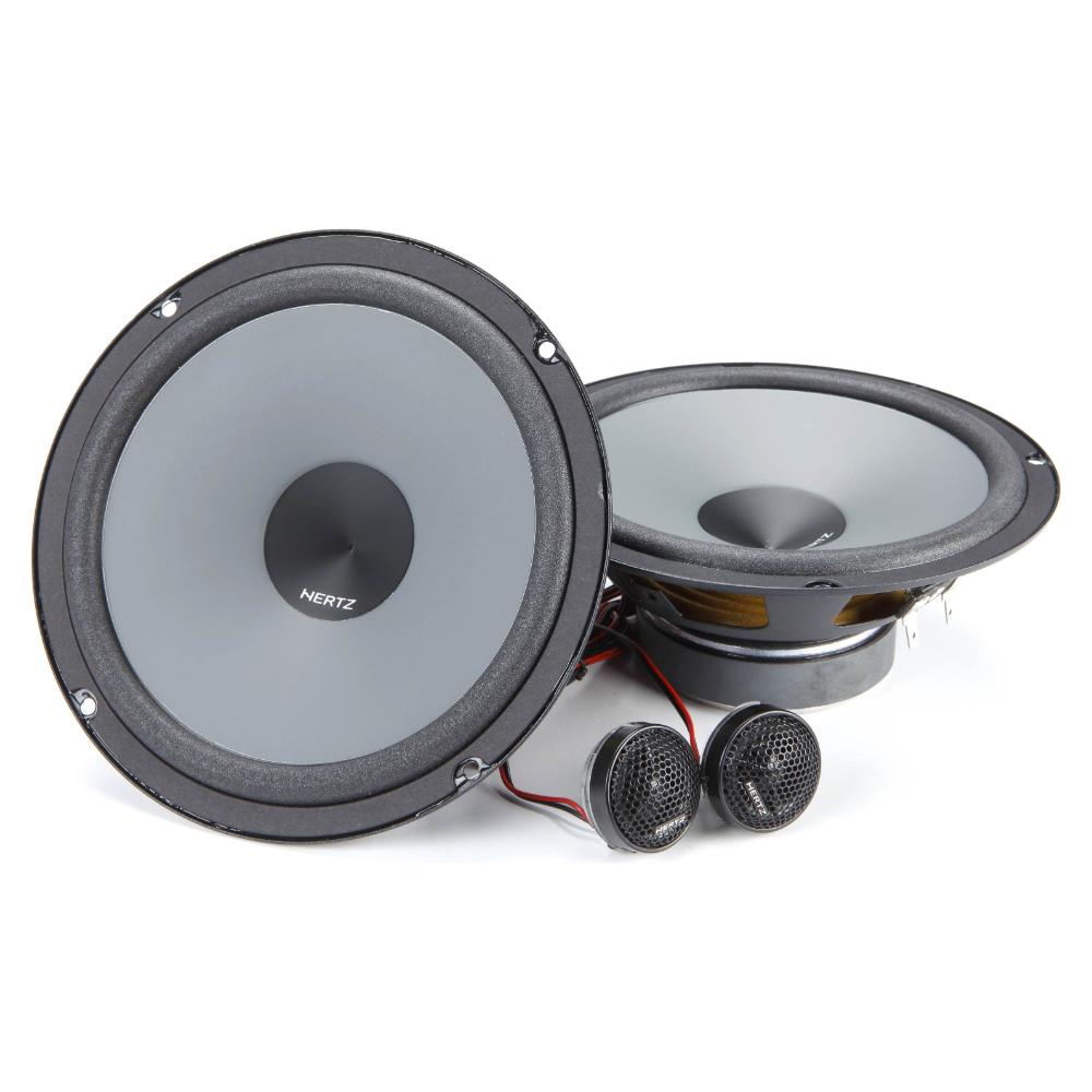 Hertz UNO K 165 component speakers
