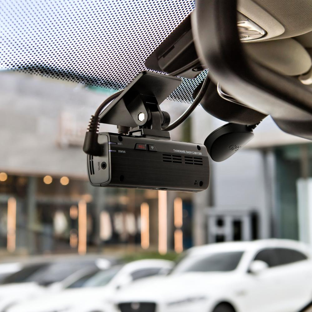 Thinkware Dash Cam F200 installation nottingham