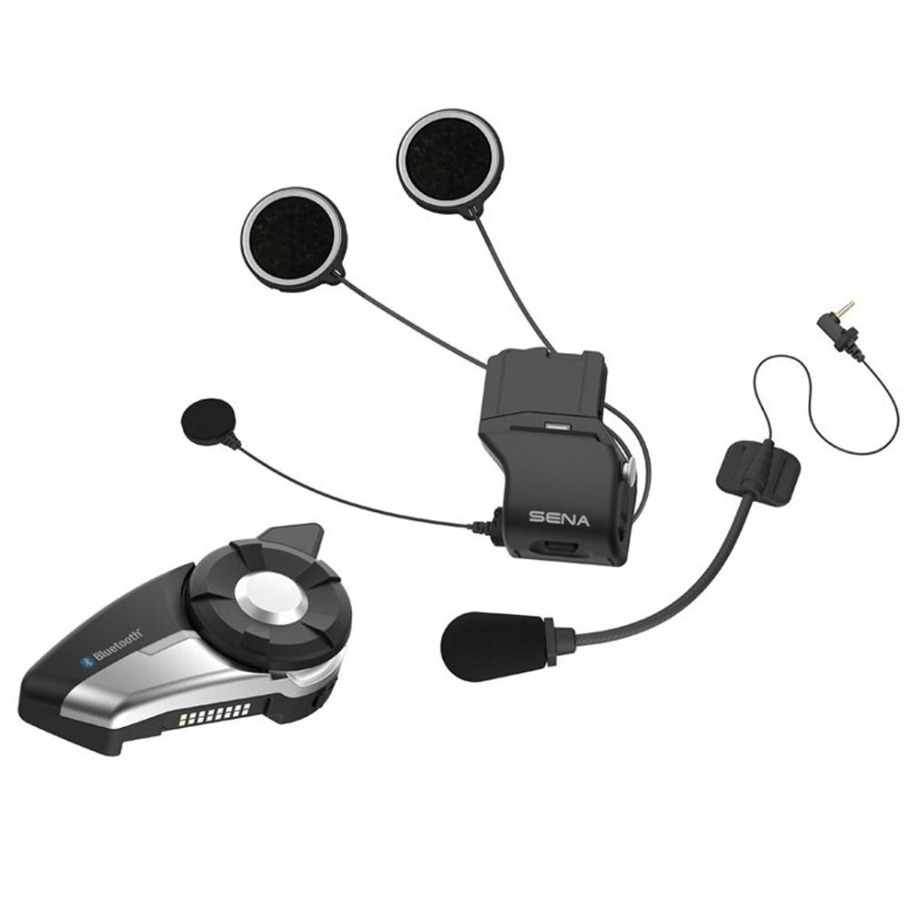 Sena 20S EVO Dual Pack mic bluetooth kit