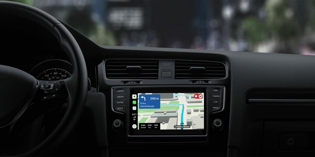 TomTom opens CarPlay App for Beta Testers