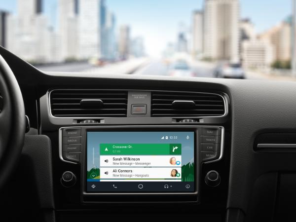 Android Auto Retrofit OEM Upgrades