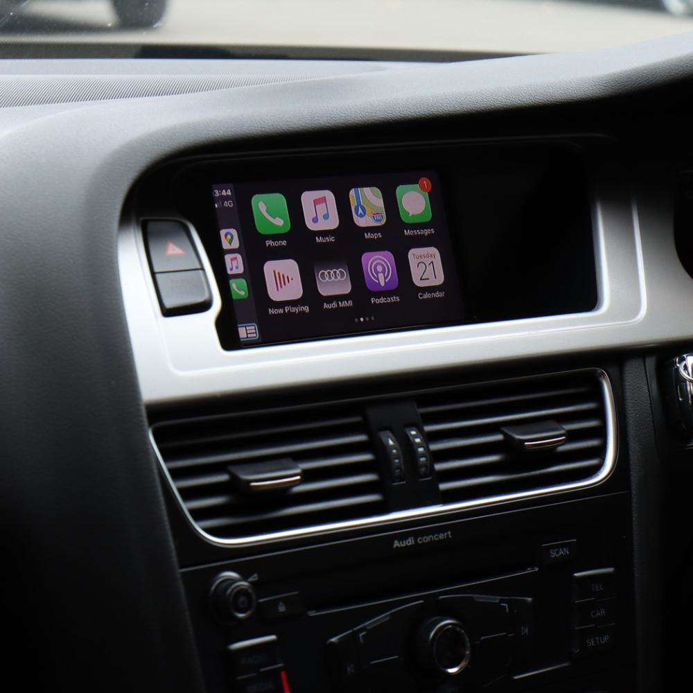 Wireless Apple CarPlay and Wired Android Auto Retrofit