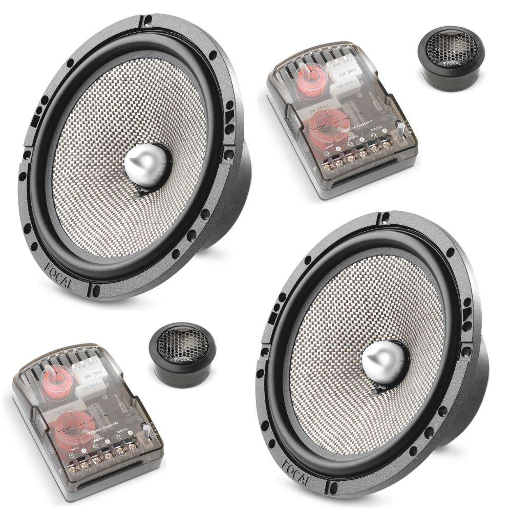 Focal 165 AS Access Series Speaker Pair