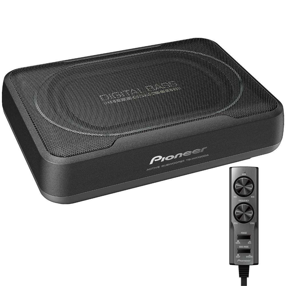 Pioneer Under Seat Subwoofer TS-WX130DA