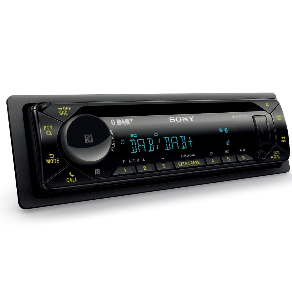 Sony MEX-N7300BD DAB Car Stereo Radio bluetooth