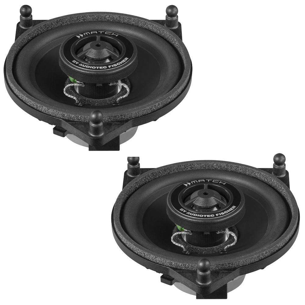 Match UP X4MB-FRT speakers pair