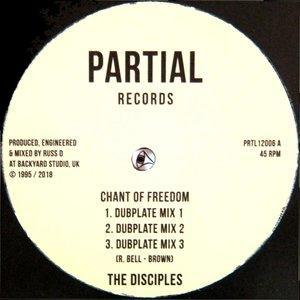 The Disciples - Chant Of Freedom