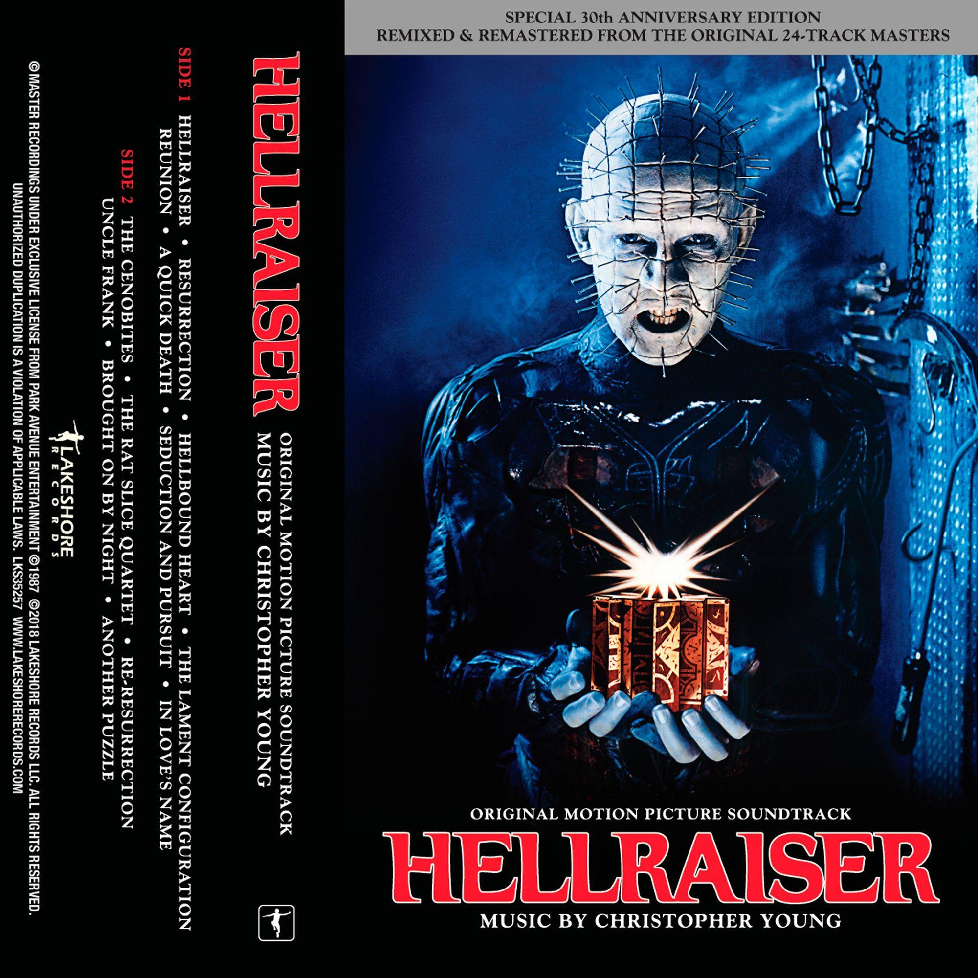 Christopher Young - Hellraiser OST