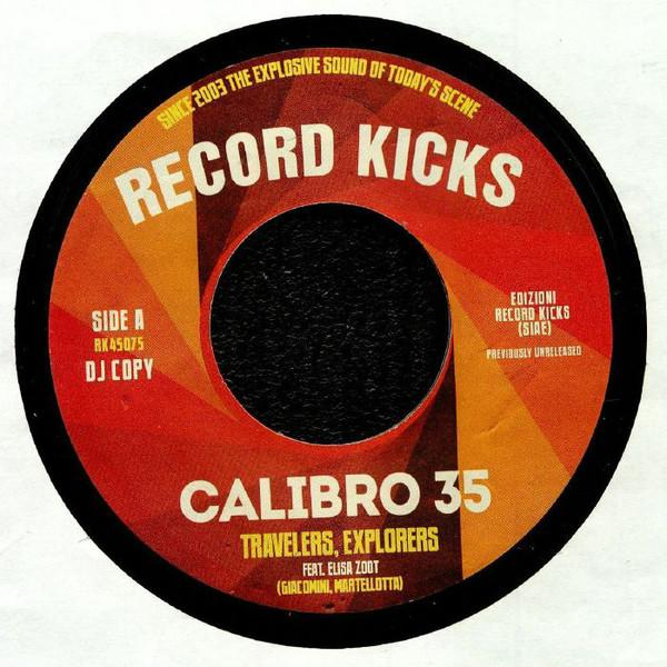 Calibro 35 ‎– Travelers, Explorers