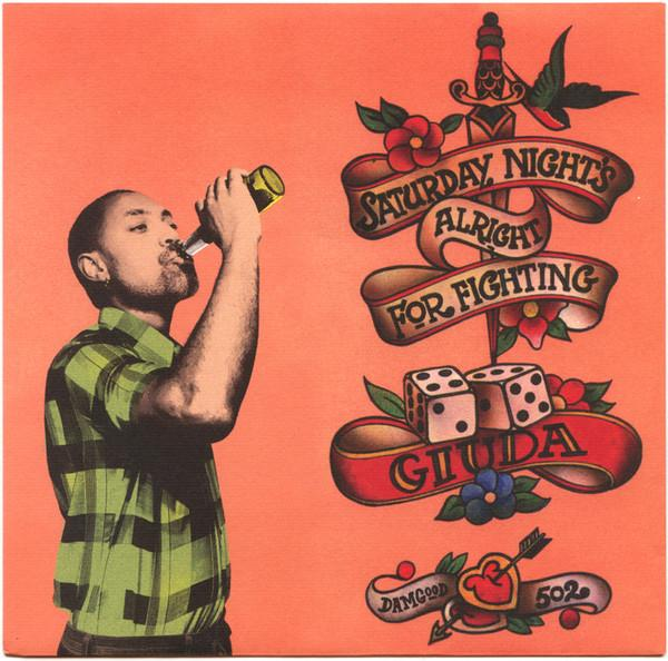 Giuda - Saturday Night's Alright For Fighting