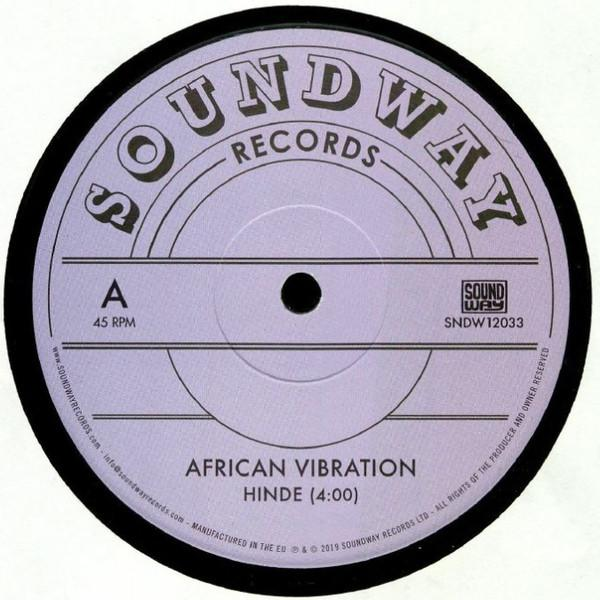 African Vibration ‎– Hinde