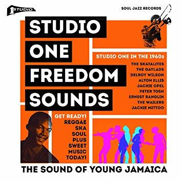 Various - Studio One Freedom Sounds (Studio One In The 1960s)