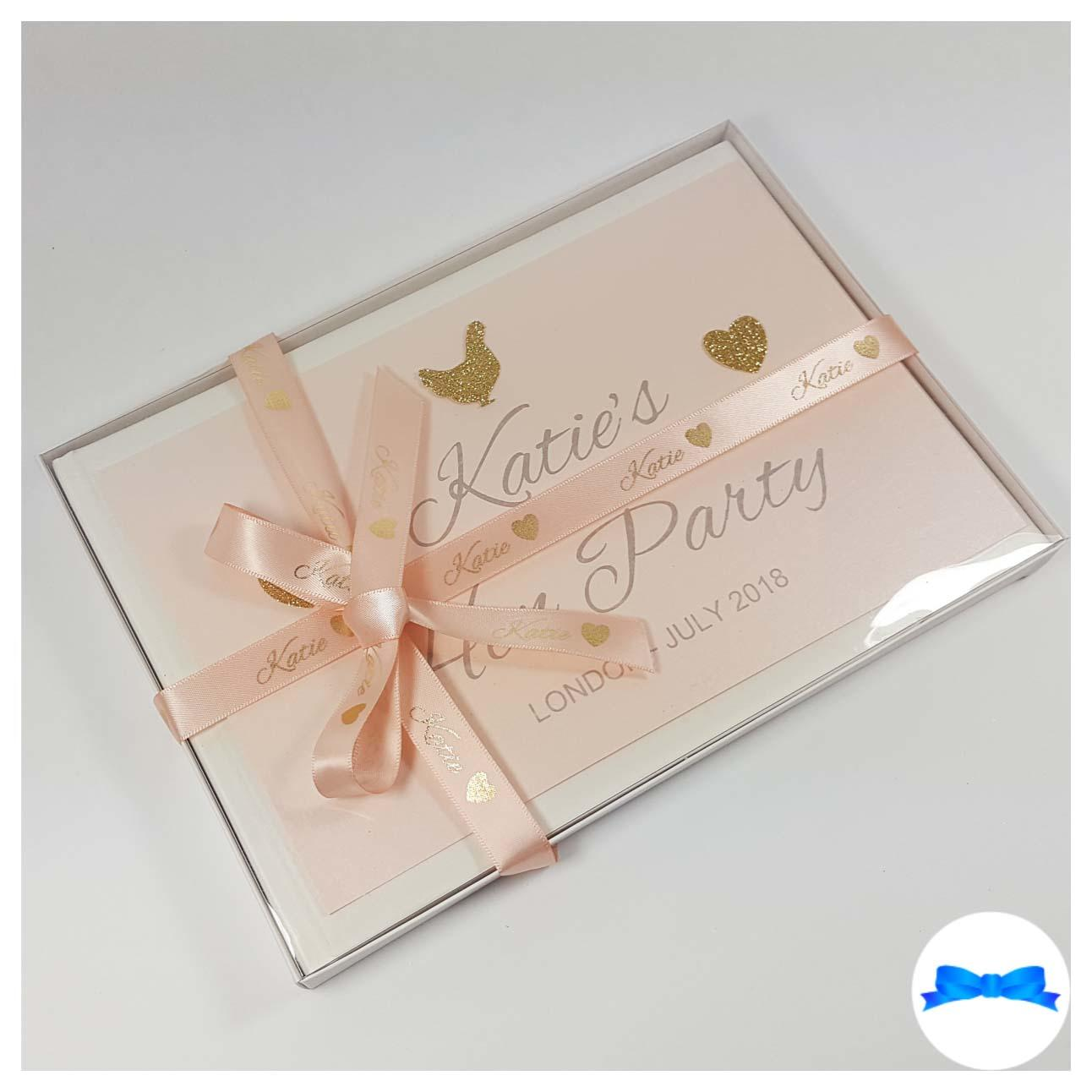 Hen Party Guest Books