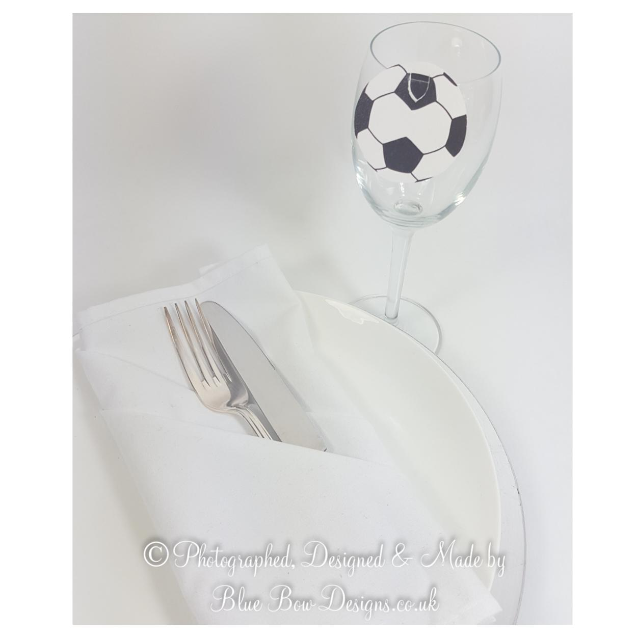 Football place cards