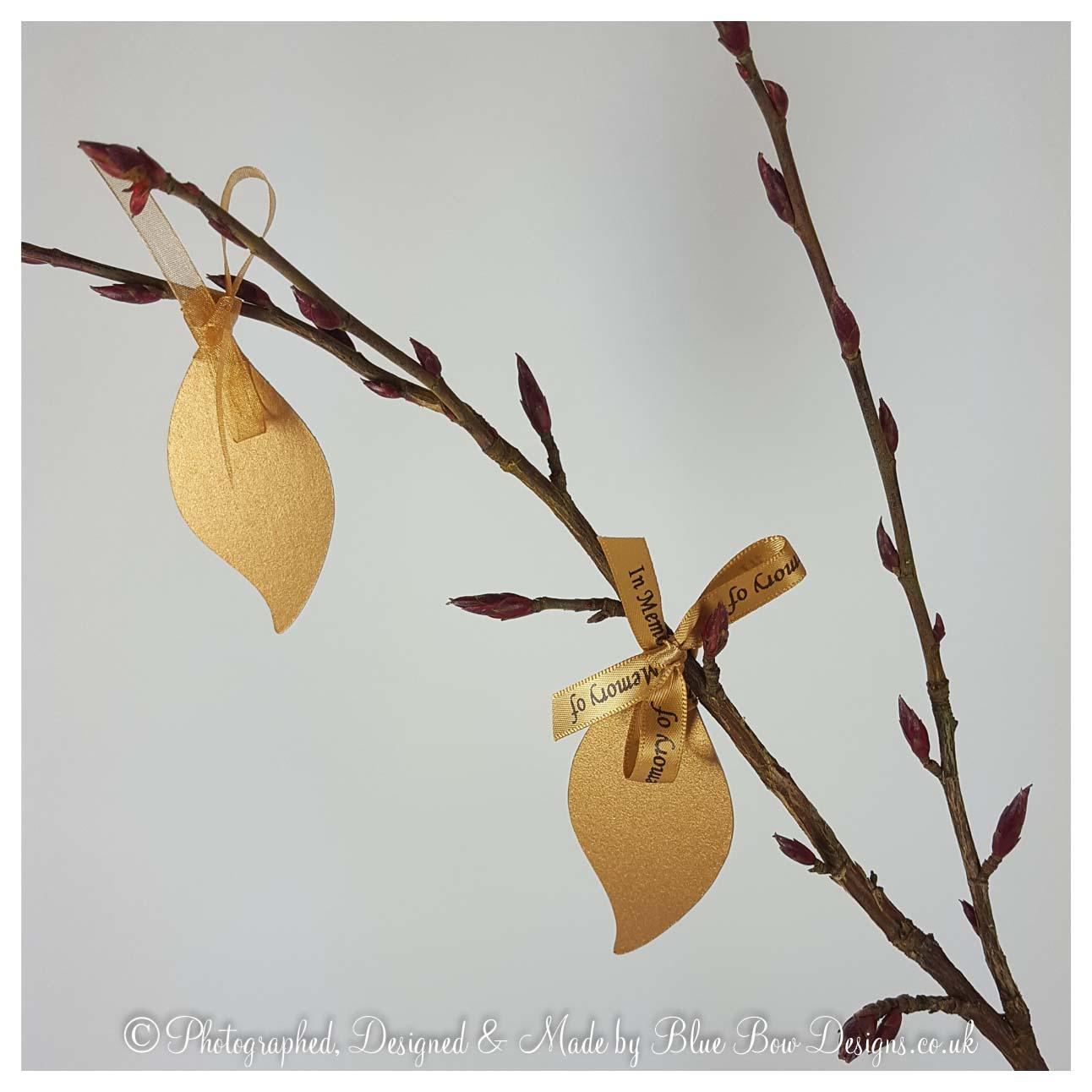 Curly leaf tags