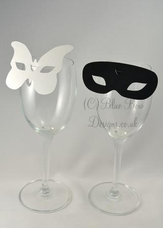 No.2 Athens and Butterfly mask No.1