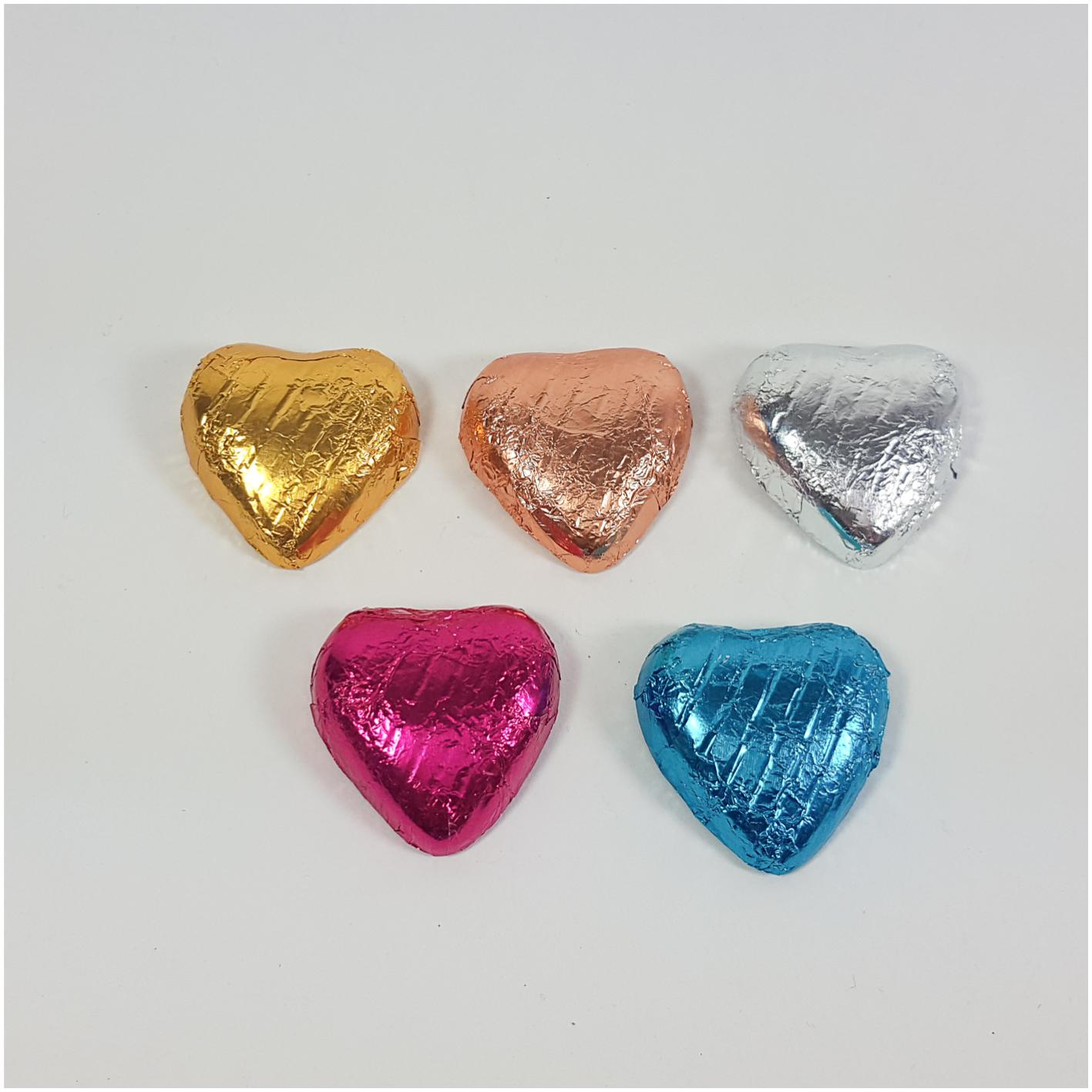 Turquoise chocolates, Pink, Rose gold, Silver, Gold
