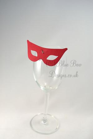 No.4 Cairo wine glass place card