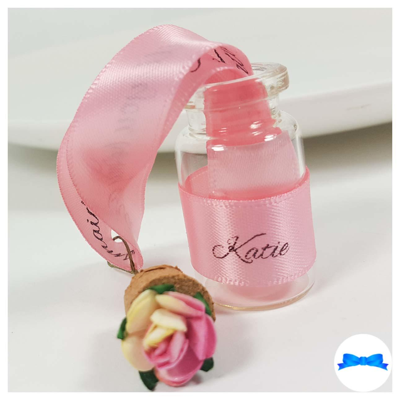 Bridesmaid proposal. Will you be my bridesmaid message in a bottle