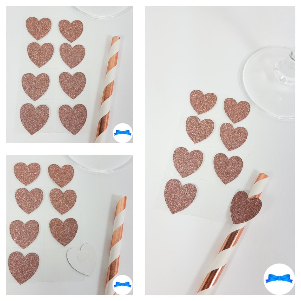 Hen party straws