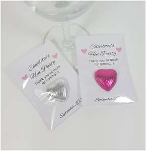 Hen party favour sweets