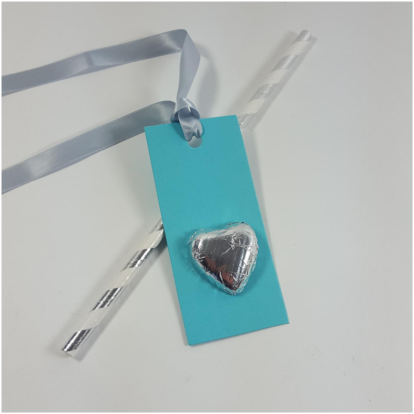Turquoise Tags