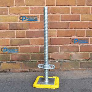 6 Tonne Heavy Duty Base Jack