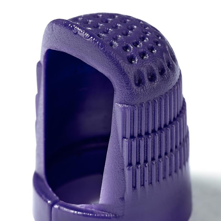 Prym Adjustable Thimble close up