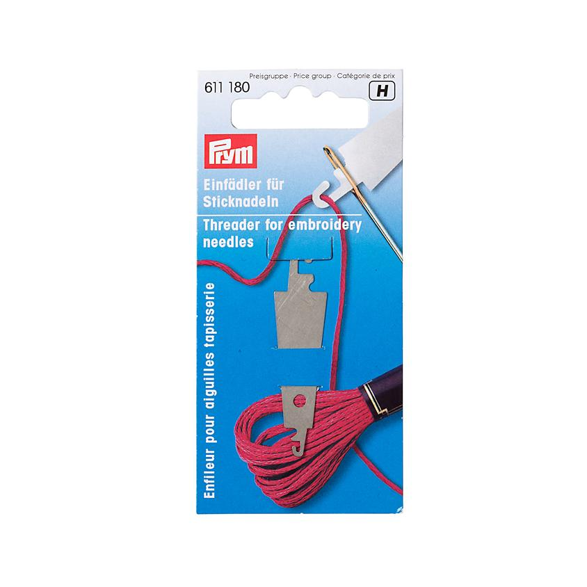 Prym Threader for Embroidery Needles with packaging