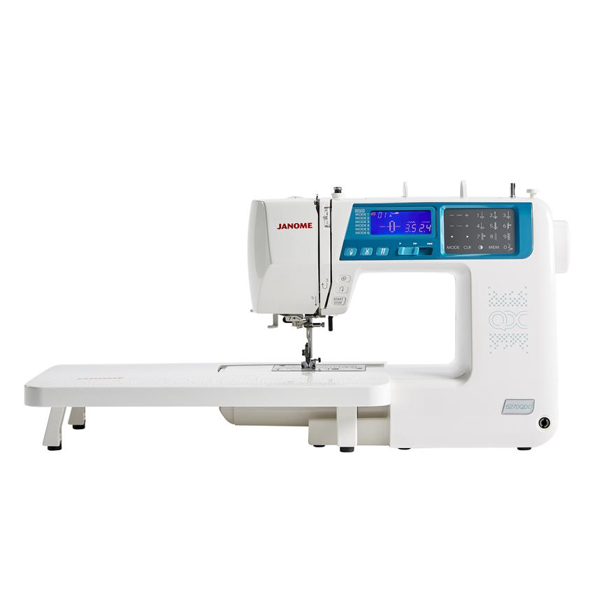 Janome 5270QDC Sewing Machine with table