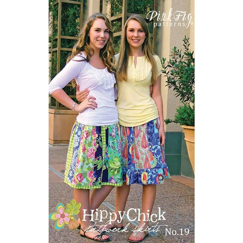 Hippy Chick Skirt Pattern