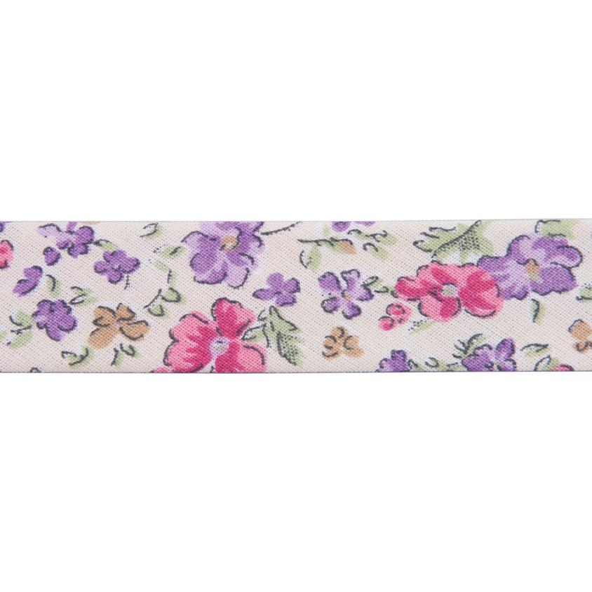 Ditsy Flower Bias Binding
