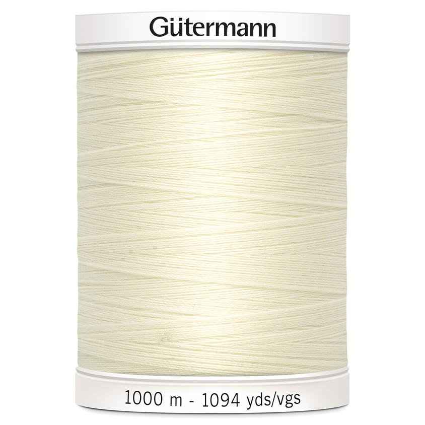 Gutermann Sew-All Thread 1000m Colour 1