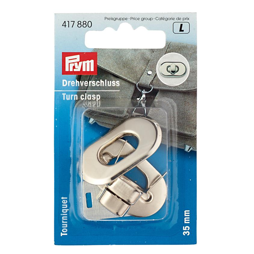 Prym Turn Clasp with packaging