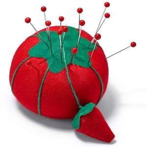 Hemline Tomato Pincushion