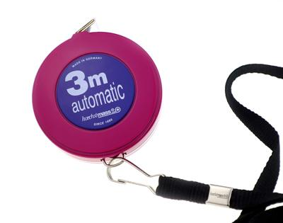 Hobby Retractable Tape Measure Closed