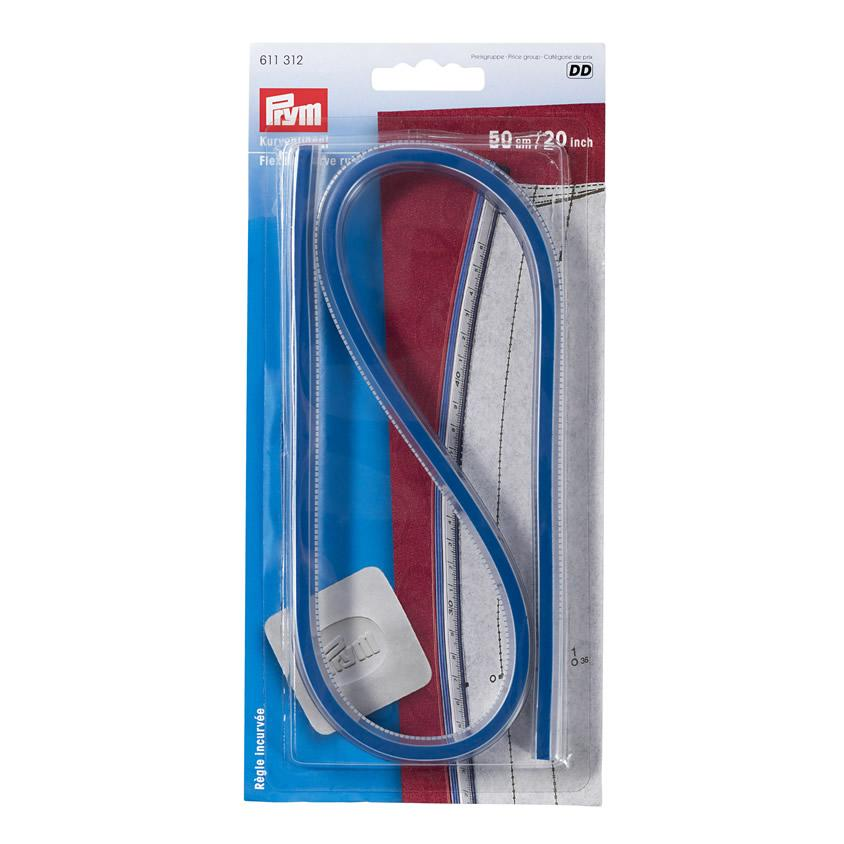 Prym Flexible Curve Ruler with packaging