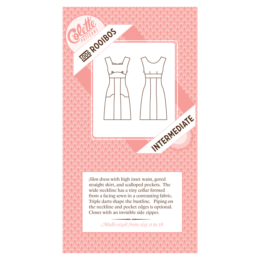 Rooibos Dress Pattern