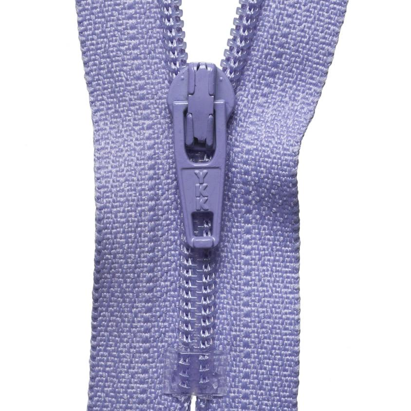 YKK Nylon Zip Colour 553 Hyacinth