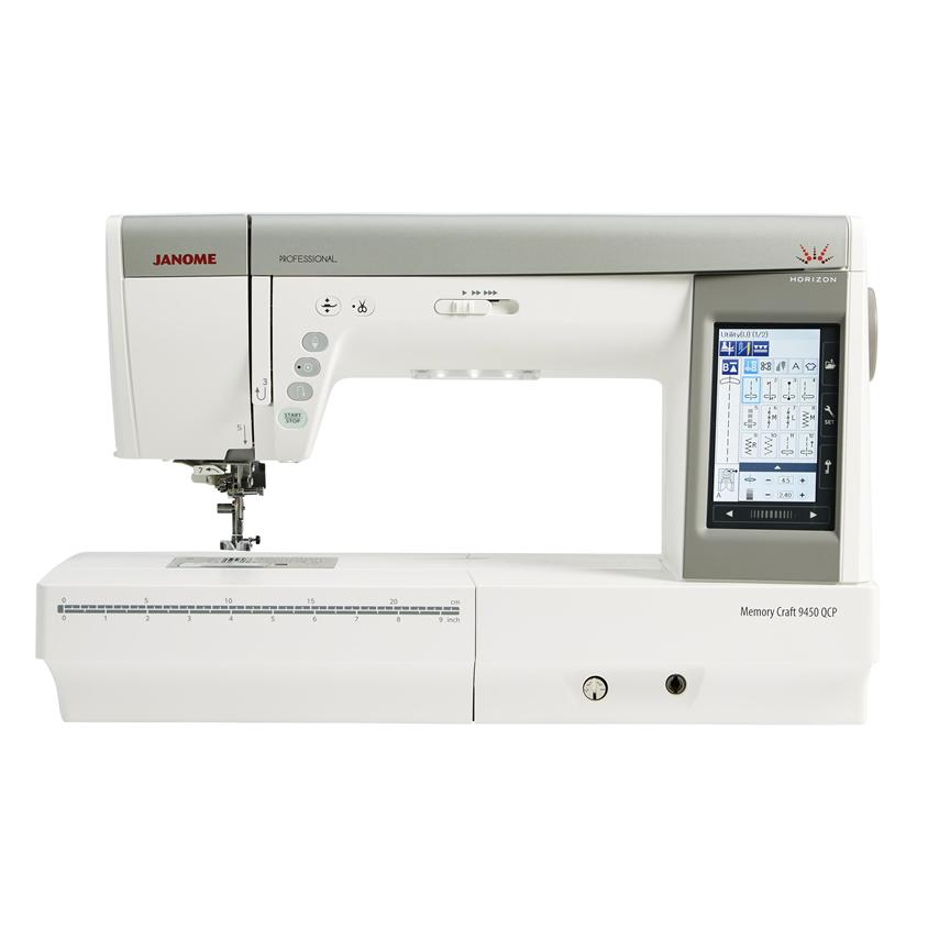 Janome Memory Craft 9450QCP Sewing Machine
