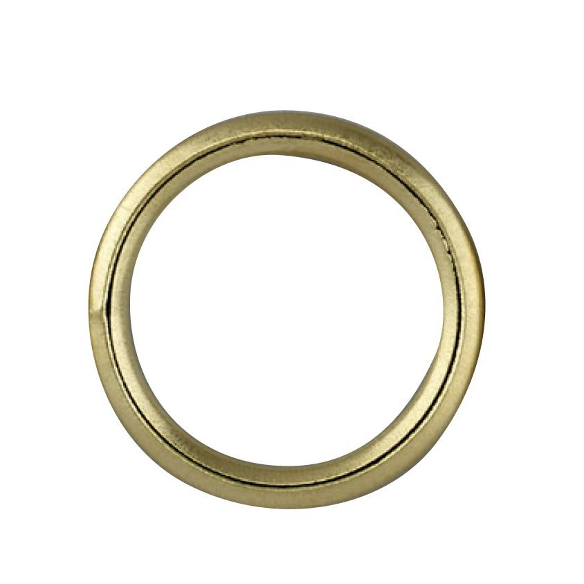 Hollow Brass Rings