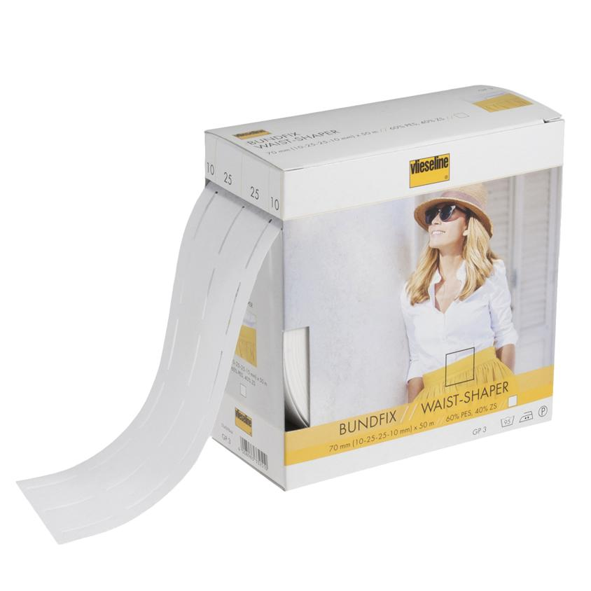 Vlieseline (Vilene) Waist Shaper - Fuse and Fold Tape