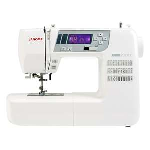 Janome 230DC Sewing Machine Front View