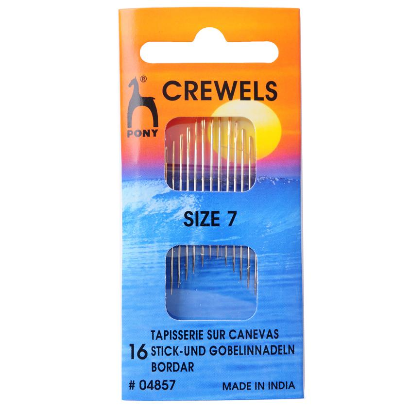 Pony Crewels Hand Sewing Needles