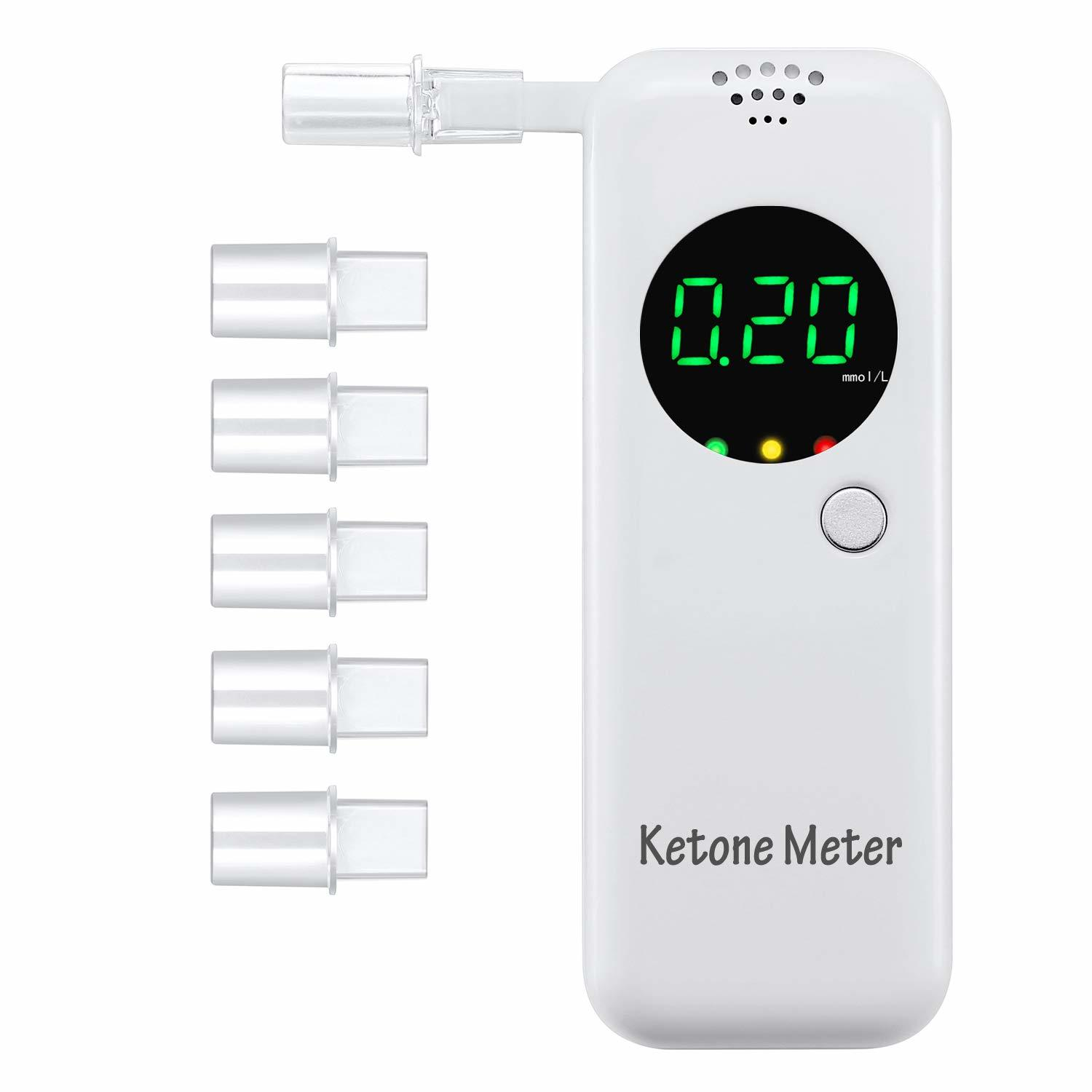 Ketone breath meters
