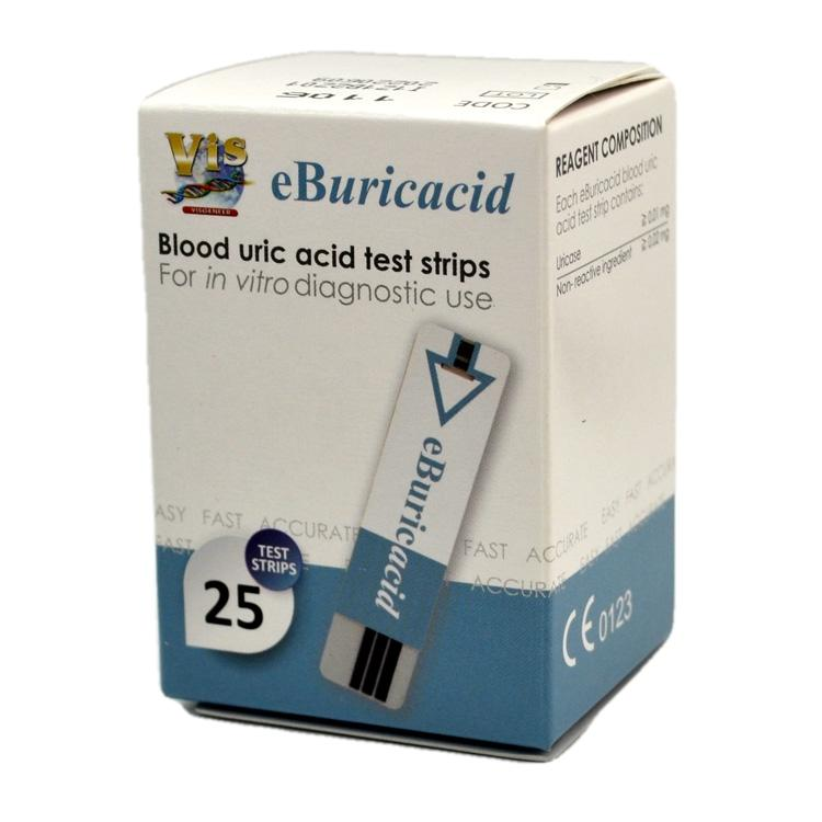 uric acid test strip