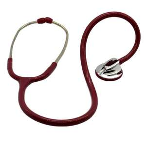 single head cardiology stethoscope red wholesale