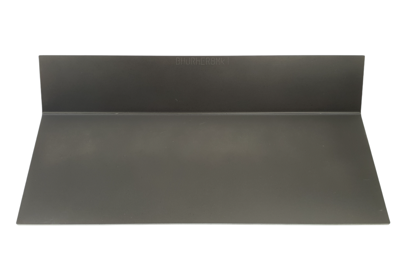 A baffle plate suitable for an Hunter Herald 8 MK1 Baffle/Throat Plate stove.